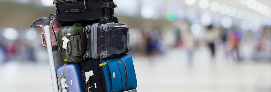 bagages de voyage